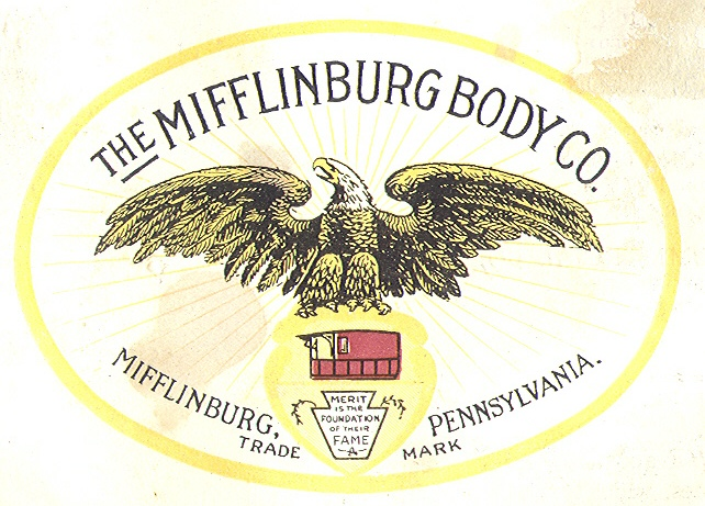 Logo from Catalog #24 dated 1923